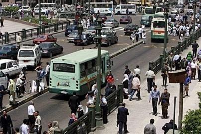 Egipte – tragiška autobuso avarija