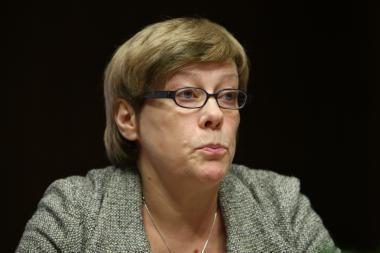 Būsimoji viceministrė N.Laužikienė - į Italiją už savivaldybės pinigus