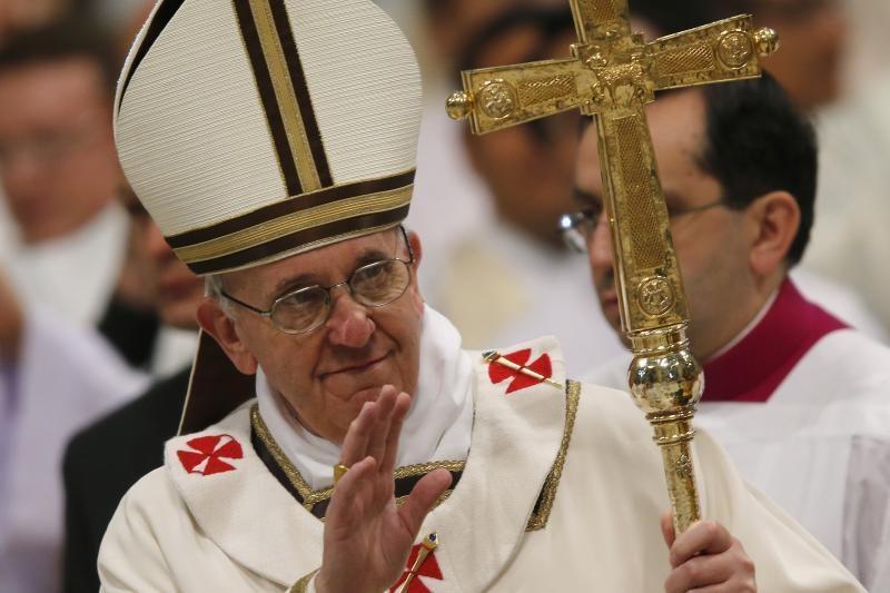 Popiežius ragina Bažnyčią atsigręžti į skurstančiuosius