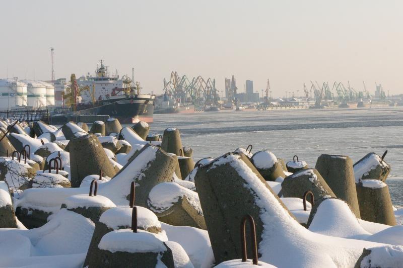 Naujo uosto statybos - ekonomiškai neefektyvios?