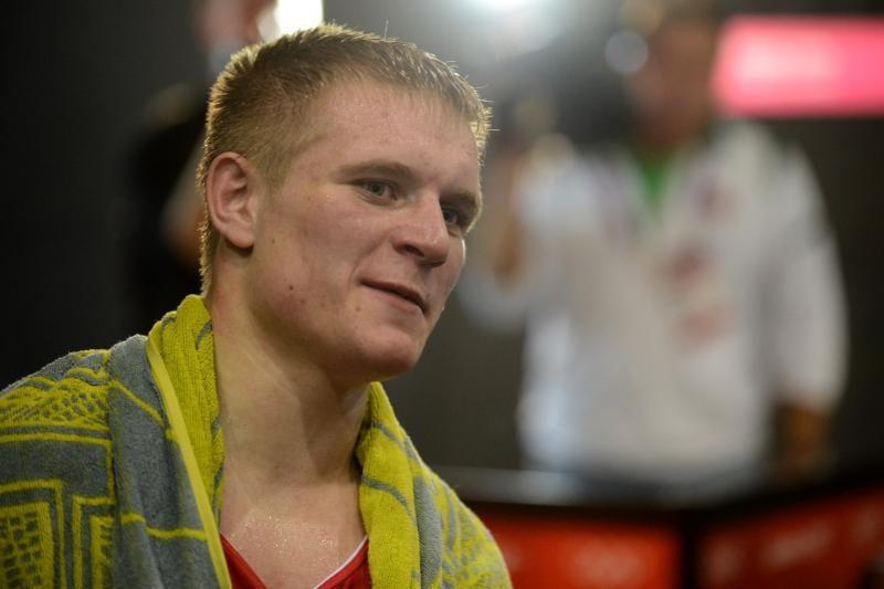 E. Petrauskas - Europos bokso olimpinių vilčių čempionato finale