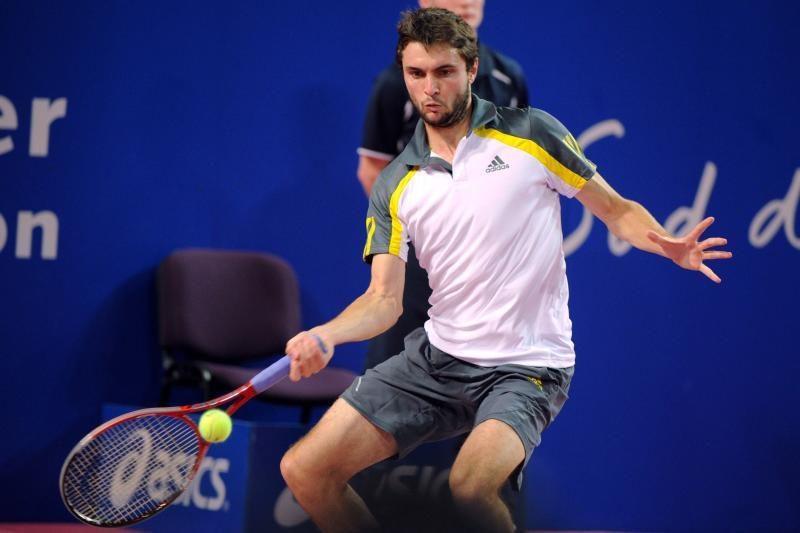 ATP 250: pusfinalyje - trys korto šeimininkai bei suomis