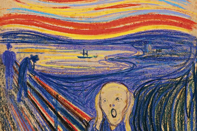 """E. Muncho """"Šauksmas"""" bus parduodamas aukcione"""