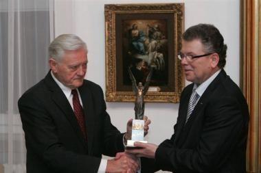 Lietuvos olimpinė šeima minėjo atkūrimo dvidešimtmetį