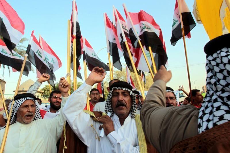 Irako saugumo pajėgos gaudo iš kalėjimo pabėgusius dešimtis kovotojų