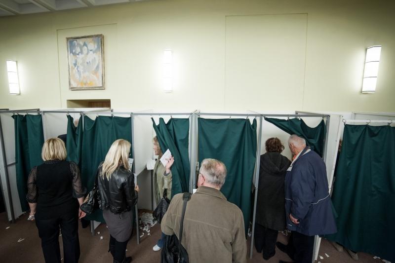 Klaipėdos rinkimų apylinkėse – smulkūs pažeidimai