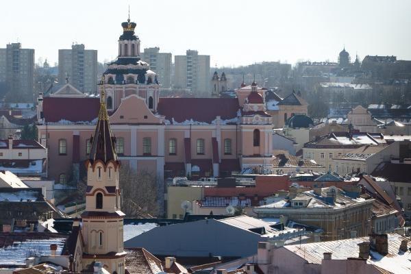 Vilnius rengs įvaizdžio gerinimo studiją