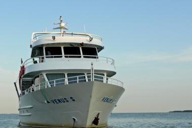 Steigiamas Pramoginės laivybos skyrius