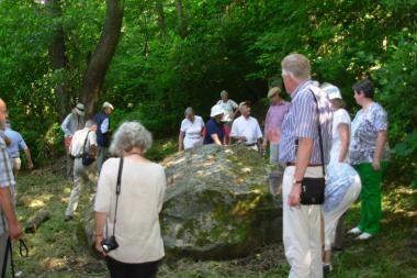 Vokiečių turistai sekė karalienės Luizos pėdomis