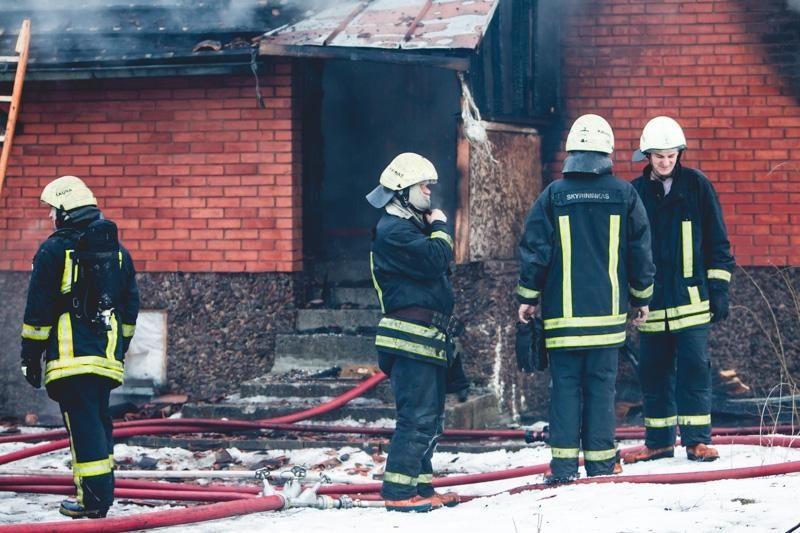 Per savaitgalį gaisruose žuvo šeši žmonės