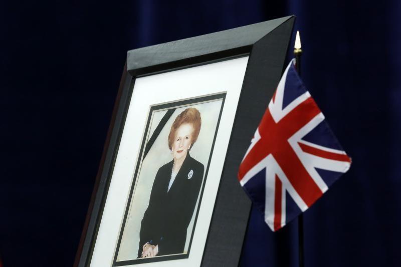 Karalienės dalyvavimas M. Thatcher laidotuvėse - pagarbos atspindys