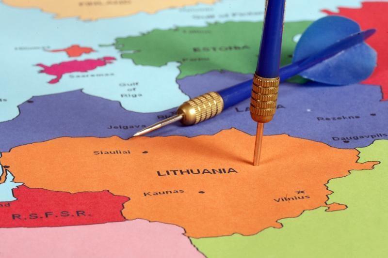 Lietuvos     bankroto    rizika    mažėja