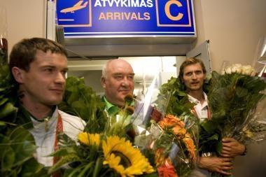Penkiakovininkai laimėjo Europos čempionato komandinės įskaitos bronzą