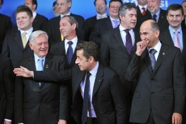 ES šalių lyderiai aptars Europos reikalus