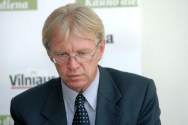 Ministras D.Jankauskas: žmonėms reikėtų suteikti aiškumą bent artimiausiems metams (papildyta)