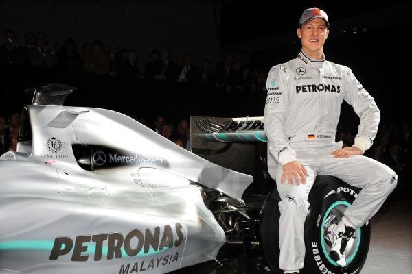 M. Schumacheris: Aš nevažiuosiu iš paskos!