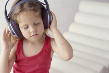 Klausą sutrikdyti gali ir vaikų žaislai