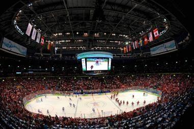 Antrosios Danijos ir Austrijos rinktinių pergalės pasaulio jaunimo ledo ritulio pirmenybėse