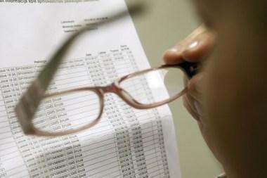 Finansų ekspertė: gyventojai į ateitį jau žiūri ramiau