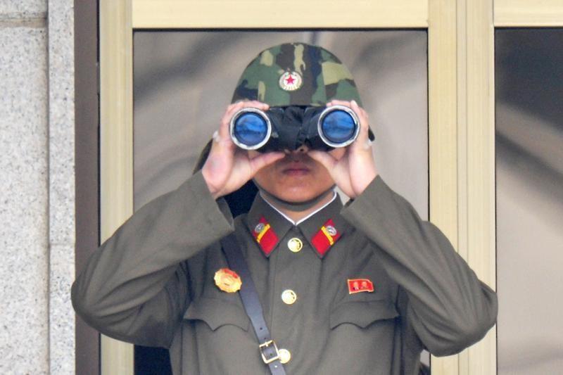 Užfiksuoti tikėtini Šiaurės Korėjos branduolinio bandymo pėdsakai