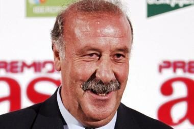 Vicente del Bosque: turime ruoštis sunkioms rungtynėms