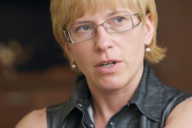 I.Šimonytė: ES stabilizavimo fondo kūrimas pakels ir Lietuvos autoritetą