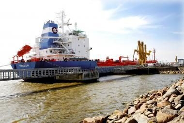 Nafta iš Venesuelos į Baltarusiją - per Lietuvą?