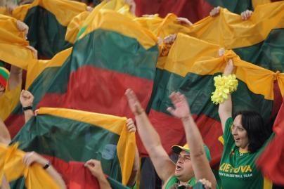 Lietuvos krepšininkai iškovojo antrąją pergalę