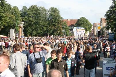 Vilniuje tūkstančiui vyrų tenka 1200 moterų