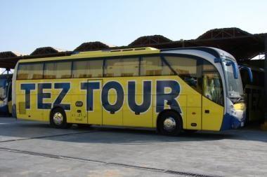 Autobusai atostogoms