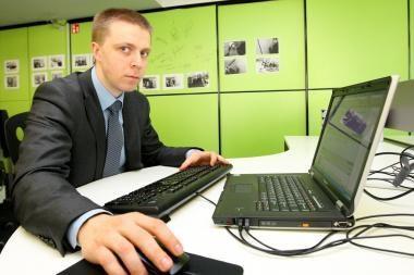 """P.Motiejūnas tebedirba """"Žalgirio"""" klube (papildyta 11 val.)"""