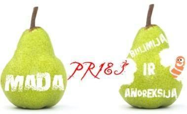 """""""Mados prieš anoreksiją ir bulimiją"""" – medicinos studentų iniciatyva"""