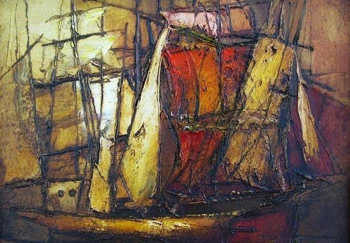 Rūtų galerijoje – Ernesto Žvaigždino tapybos paroda