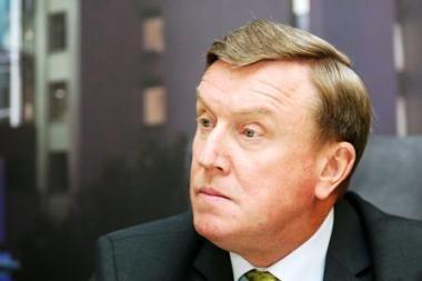 Veterinarijos tarnybos vadovas K.Lukauskas atsistatydino