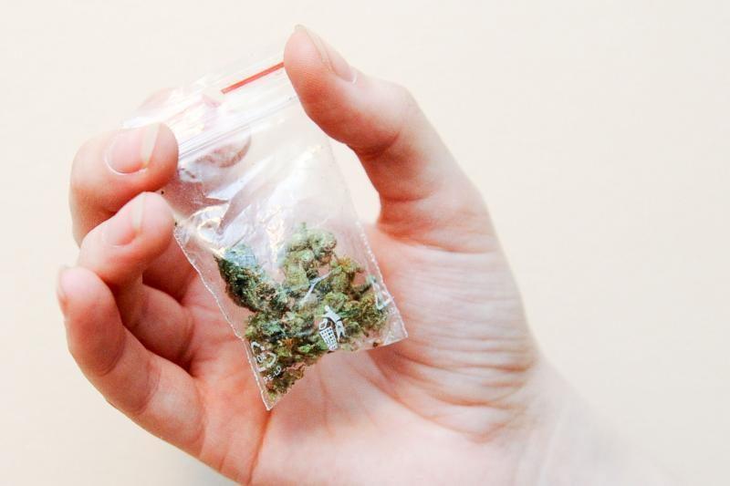 Iš Ispanijos atgabenta marihuana pateko į Šiaulių pareigūnų rankas