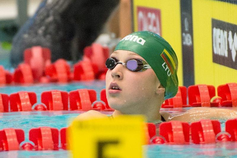 R. Meilutytė atsisakė vieno finalinio plaukimo