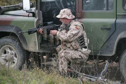 Baltijos šalių saugumui – didesnis dėmesys