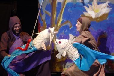 Gegužės mėnesį teatras keliaus pas vaikus