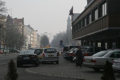 Nuo lapkričio Klaipėdoje - dar viena rinkliava