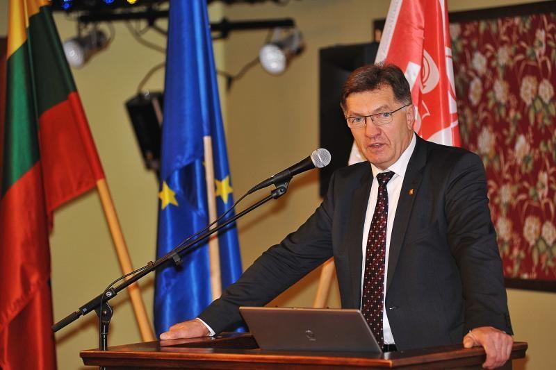 A. Butkevičius bijo prarasti pozicijas visoje Lietuvoje