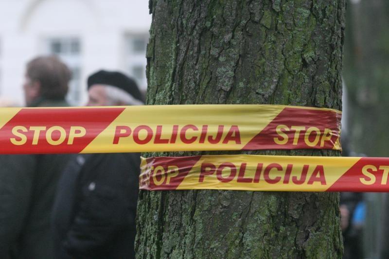 Kaune R.Kalantos gatvėje rastas negyvas žmogus