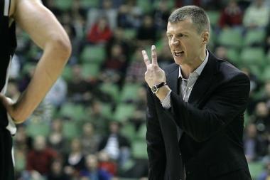 Tomo Pačėso komanda - per žingsnį nuo Lenkijos vyrų krepšinio lygos finalo