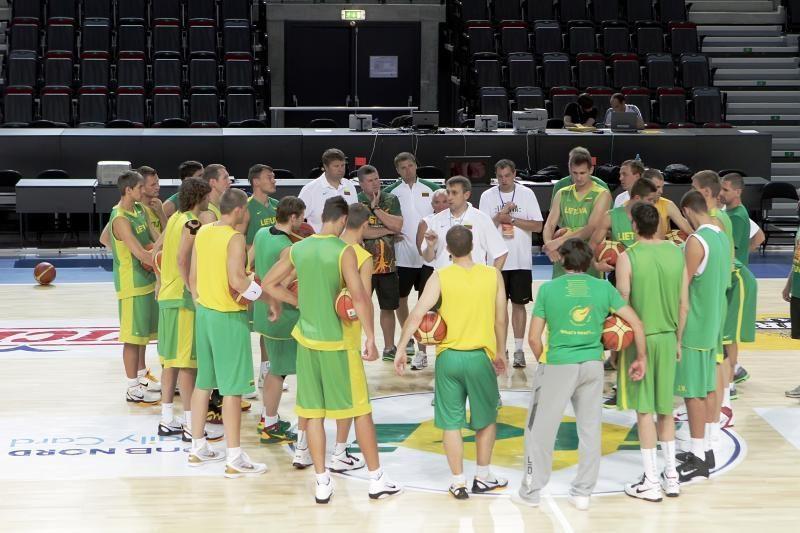 Dėl olimpinio atrankos turnyro Lietuva varžysis su Venesuela