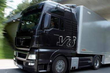 Garantijos naudotiems sunkvežimiams