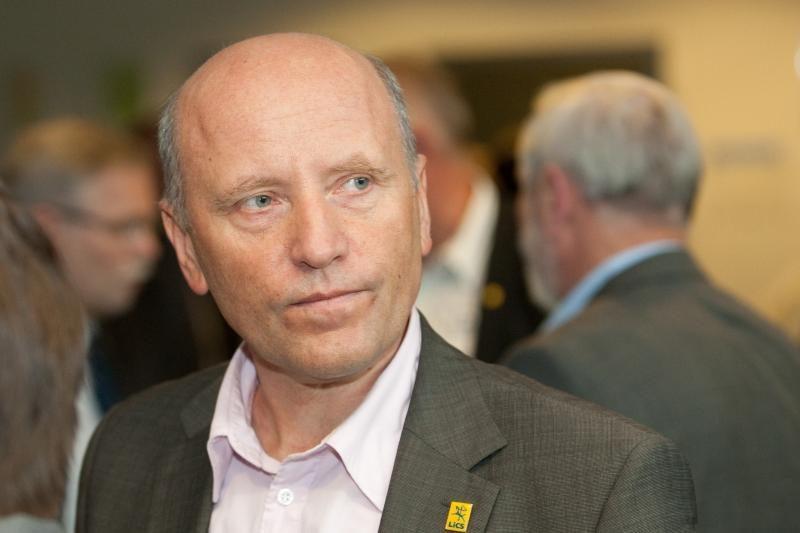 Etikos sargai spręs, ar ministras R.Palaitis nesupainiojo interesų