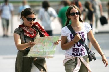 Kultūros sostinėje - mažiau turistų