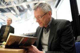 Vilniaus knygų mugėje įteiktos Patriotų premijos