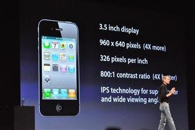 """Pagaliau oficialiai pristatytas """"iPhone 4"""""""