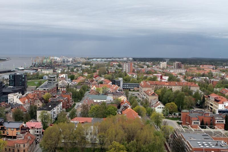 Klaipėdos valdžia bando išjudinti daugiabučių namų renovaciją