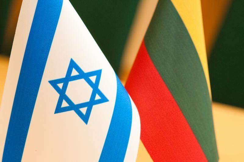 Planuojamas Izraelio prezidento vizitas į Lietuvą